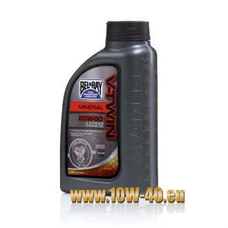 20w-50 V-Twin Motor Oil - 1L