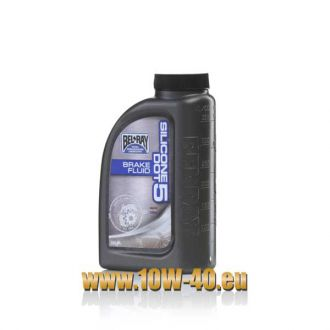 Silicone DOT5 Brake Fluid