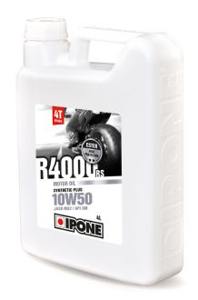 R 4000 RS 10w-50 IPONE 4T - 4 Liter