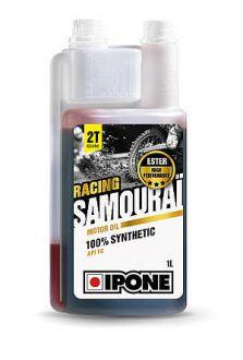Samourai Racing 2T Erdbeer - 1 Liter