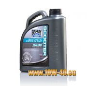 5w-40 Scooter Synthetic Ester Blend 4T E/O - 4 Liter
