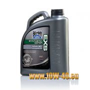 5w-40 EXS Synthetic Ester 4T Engine Oil - 4 Liter
