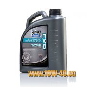10w-30 EXP Synthetic Ester Blend 4T Engine Oil - 4 Liter