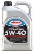 5w-40 Low Emission - 5Liter